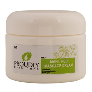 Mani/Pedi Massage Cream 250ml