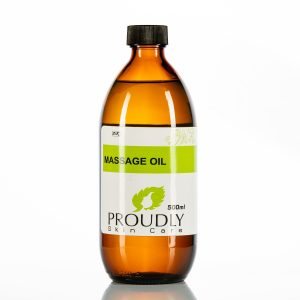 Massage Oil 500ml